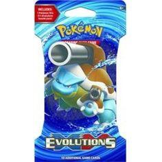 Pokemon Pokemon booster XY12 sleeved: Evolutions