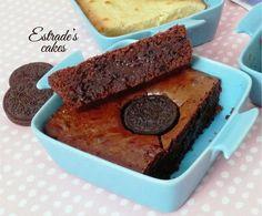 Estrade's cakes: receta de brownie de Oreo.