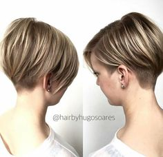 Today we have the most stylish 86 Cute Short Pixie Haircuts. We claim that you have never seen such elegant and eye-catching short hairstyles before. Pixie haircut, of course, offers a lot of options for the hair of the ladies'… Continue Reading → Undercut Hairstyles, Short Hairstyles For Women, Hairstyles Haircuts, Undercut Pixie, Shaved Hairstyles, Undercut Women, Short Pixie Haircuts, Short Hair Cuts, Short Hair Styles