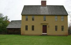 Colonial Homes for Sale in Connecticut - 18th Century Period Authentic