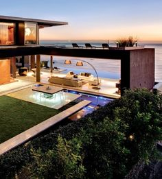 340 best Amazing water features images on Pinterest   Cliff house ...