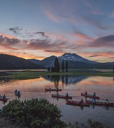 Wanderlust Tours - Things to do in Bend and Sunriver Oregon | Moonlight and Starlight Canoe Tours $75
