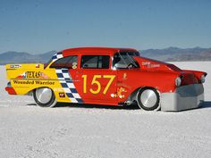 Hot Rods and Speed Freaks of Bonneville 2013 -- Popular Mechanics