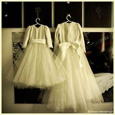vestidos de daminha inverno - Pesquisa Google