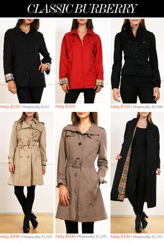 df960eeae97 CLASSIC BURBERRY • Black Quilted Jacket http   shop-hers.com