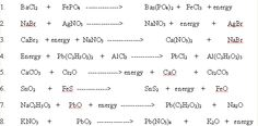 ... Reactiona on Pinterest | Chemical Reactions, Equation and Chemistry