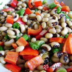 Vegetarian Wraps, Cooking Recipes, Healthy Recipes, Black Eyed Peas, Greek Recipes, Fruit Salad, Recipies, Food And Drink, Lose Weight