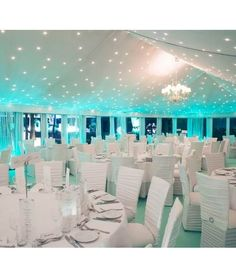 The Patterned Wedding Tent