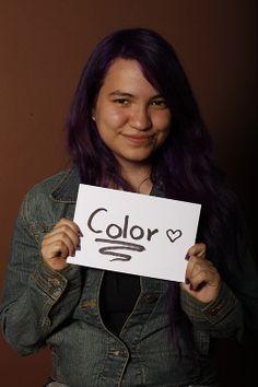 Color, Claudia Salinas, Estudiante, UANL, San Nicolás de los Garza, México