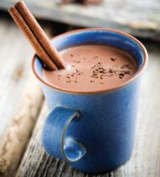 Spiced Cocoa Mix:  1/2 teaspoon anise seed, toasted and crushed  8 ounces semi-sweet chocolate chips  2/3 cup sugar  1/2 cup Equal Exchange cocoa powder  3/4 cup powdered dry milk  1/2 teaspoon ground cinnamon