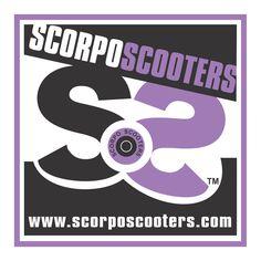 logo design for www.scorposcooters.com