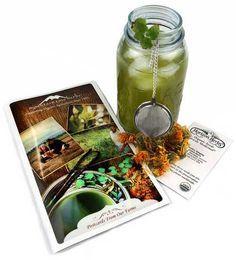 Medicine Making Basics ~ Herbal Infusions