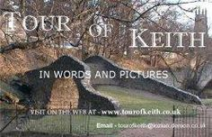 Tour of Keith Home Page - © Lozian 2012