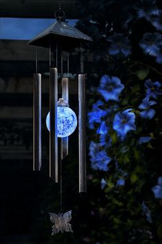 Wind chimes are exciting accessories which adds musical notes to your garden and also enhances its aesthetic appeal.