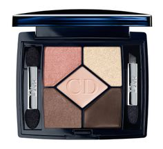 Dior Eye Lift and Radiance Enhancer Palette: Lifting Amber