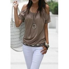 Shirts & T-Shirts For Women | Wholesale Cheap Plaid Shirts & Cool T-Shirts Sale Online Drop Shipping | TrendsGal.com Page 2