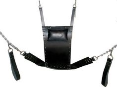 Check out the Strict Leather Premium Sex Sling [ST945] - $349.99 : Fetish Fantasies, Transform Your Fantasies Into Realities!