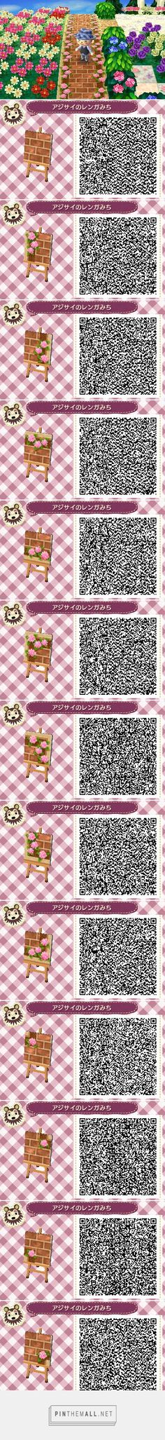 acnl how to make brick paths