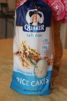 Quaker Rice Cakes Gluten Free Canada