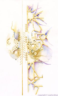 Islamic Art Pattern, Pattern Art, Islamic Art Calligraphy, Royal Palace, Map Design, Travel Memories, Deco, Watercolor Art, Venice