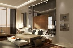 Interior Designs For Master Bedrooms.Top 60 Best Master Bedroom Ideas Luxury Home Interior . Guest Bedroom Ideas For Sophisticated Look DesignWalls Com. Stylish Black Contemporary Bedroom Sets For White Or Gray . Home Design and Decoration Ideas Master Bedroom Layout, Master Bedroom Interior, Modern Master Bedroom, Bedroom Layouts, Master Bedrooms, Design Bedroom, Bedroom Ideas, Contemporary Bedroom Sets, Modern Luxury Bedroom