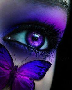 Violet light fantastic