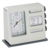 Found it at Wayfair - Chass Bank Calendar Alarm Clock