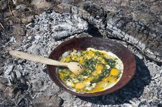 Early medieval food : recreated in Żmijowiska, Poland - place of the old Slavic settlement existing between 9th-11th centuries. lamus-dworski.tumblr.com