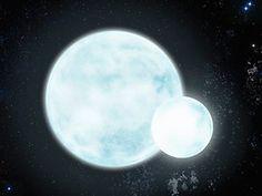 Científicos españoles descubren un nuevo tipo de estrella. Conoce más detalles aquí: http://www.muyinteresante.es/ciencia/articulo/cientificos-espanoles-descubren-un-nuevo-tipo-de-estrella-671372411562 ciencia, science, astronomía, astronomy