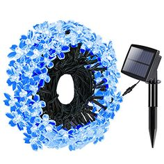Outdoor Solar String Lights, Magicfly 100 Led Solar Fairy... https://www.amazon.com/dp/B01L8SVIXA/ref=cm_sw_r_pi_dp_x_p6ZBybK9PB6MK