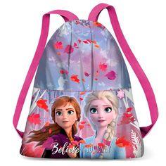 Sacp Strap Frozen Disney Believe Karactermania Multicolor Frozen Disney, Vestido Elsa Frozen, Frozen Elsa Dress, Frozen Bag, Frozen Toys, Frozen Girls Room, Frozen Coloring Pages, New Cinderella, Frozen Merchandise