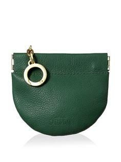 29% OFF Kate Spade Saturday Women's Key & Coin Purse, Pine Green