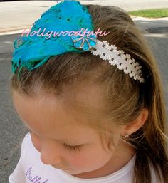 baby girl headbandinfant headbandtoddler by Hollywoodtutu on Etsy, $12.50