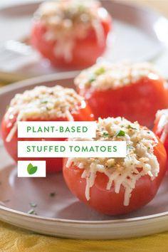 Tasty Vegetarian Recipes, Vegan Dinner Recipes, Vegan Dinners, Vegetable Recipes, Whole Food Recipes, Healthy Recipes, Healthy Cooking, Healthy Snacks, Cooking Recipes