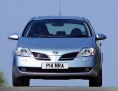 Nissan Primera Hatchback UK-spec (P12) '2002–08