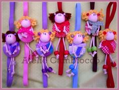 Book Markers, Cell Phone Holder, Crafts For Kids, Crafty, Dolls, Christmas Ornaments, Cactus, Sewing, Holiday Decor