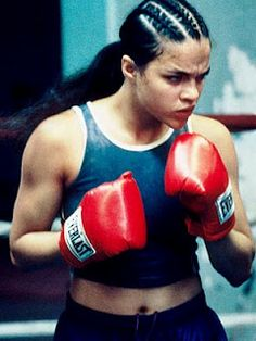 Michelle Rodriguez in Girl Fight.