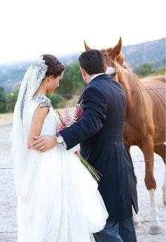 La boda de Maria y Alfonso en Madrid   confesiones de una boda