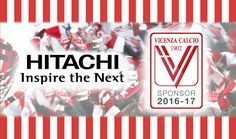 Hitachi è sponsor del Vicenza Calcio! Uniti come una grande squadra per grandi risultati! #hitachipowertoolsitalia #hitachi #vicenzacalcio #biancorossi #unagrandesquadra #forzavicenza  #sponsor #calcio
