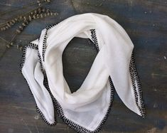 Scarf Aprons Placamats Doilies Handmade by sorahandmadeshop