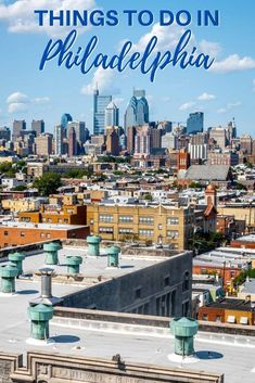 There are lots of fun things to do in Philadelphia from seeing historic sites like the Liberty Bell to trying cheesesteaks, visiting the Art Museum, exploring Reading Terminal Market, and much more.