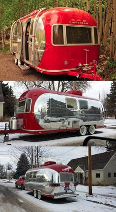 Cool paint idea for the airstream but with black or grey to match the jeep