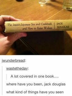 Wastetheday: A lot covered in one book. jack douglas what kind of things have you seen - iFunny :) Lol, Jack Douglas, Funny Images, Funny Pictures, Funny Gifs, Videos Funny, Natsume Yuujinchou, A Silent Voice, Stupid Memes