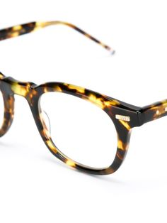 ec7ac5cb70 Thom Browne Tortoise Shell Glasses - Mode De Vue - Farfetch.com Mens Glasses ,