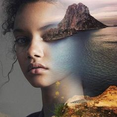 Double Exposure Portraits by Antonio Mora ile ilgili görsel sonucu Photomontage, Creative Photography, Art Photography, Fantasy Portraits, Surreal Portraits, Double Exposure Photography, Affinity Photo, Multiple Exposure, Photoshop