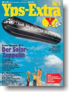 "YPS-Extra ""Der Solar-Zeppelin"""