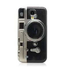 Camera Design Hard Skin Case Cover for Samsung GALAXY S4 i9500 - Cheap Samsung Galaxy S4 Cases - Galaxy S4 Cases