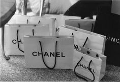 shopping at CHANEL is heaven