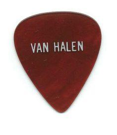 1977,78 Van Halen 1 guitar pick