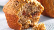 Banana, Date & Walnut Muffins Recipe Date Muffins, Sugar Free Banana Bread, Buckwheat Recipes, Muffin Bread, Soda Bread, Gluten Free Baking, Easy Snacks, Muffin Recipes, Recipes